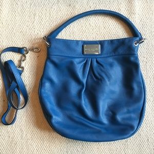 Marc Jacobs Leather hobo bag - Blue